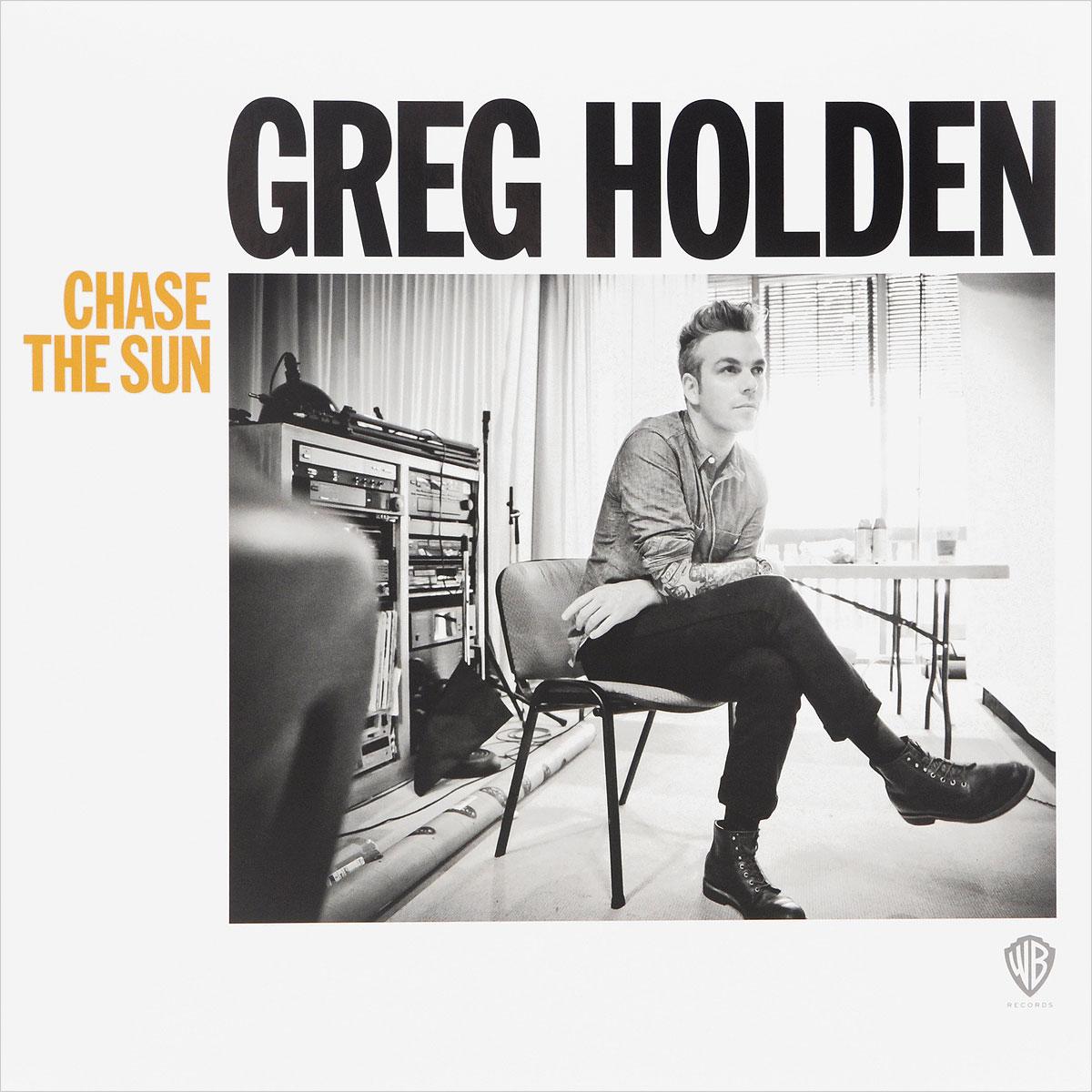 Грэг Холден Greg Holden. Chase The Sun (LP) вешала sun music sh539d