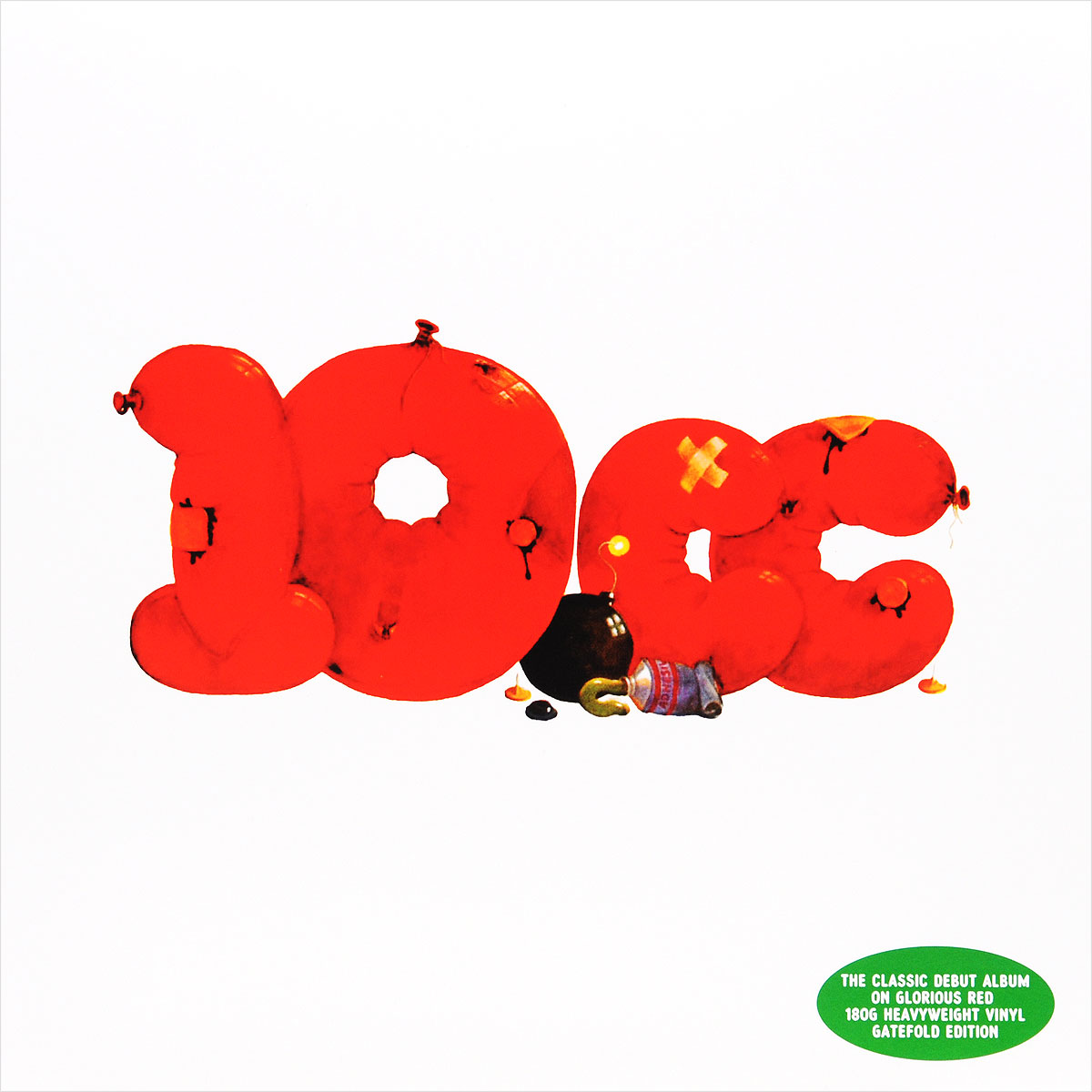10 CC 10CC. 10CC (LP) huggington huggington