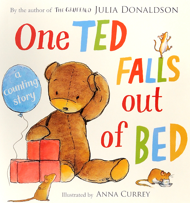 One Ted Falls Out of Bed penny dale ten out of bed