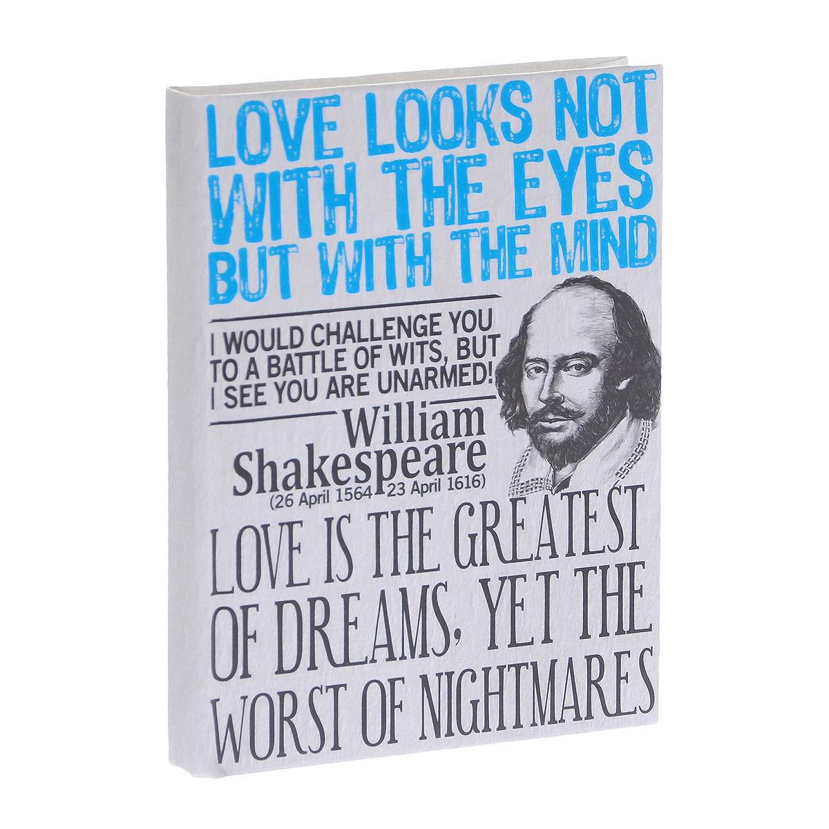 William Shakespeare: Notebook