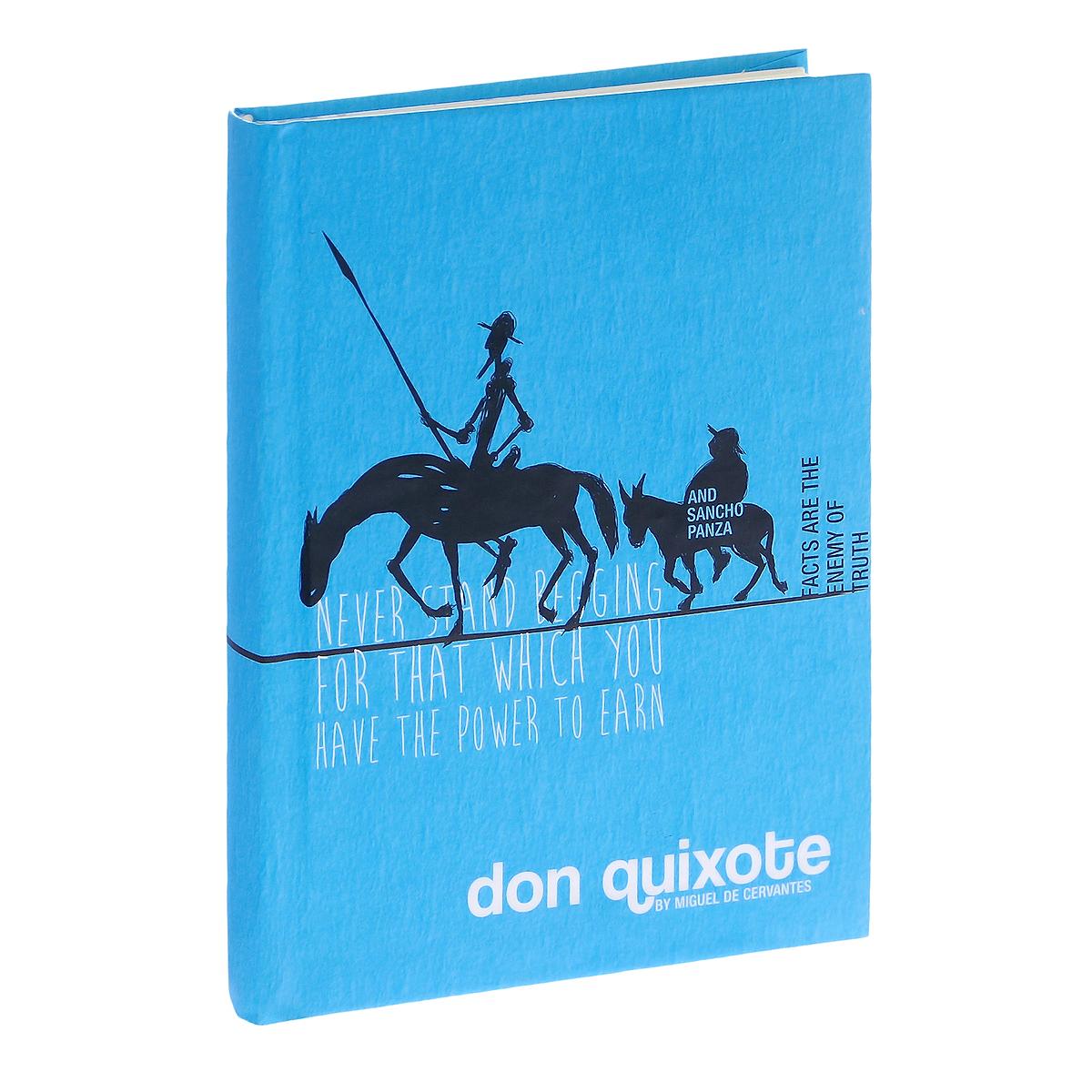 Don Quixote Уцененный товар (№1) don quixote von la mancha