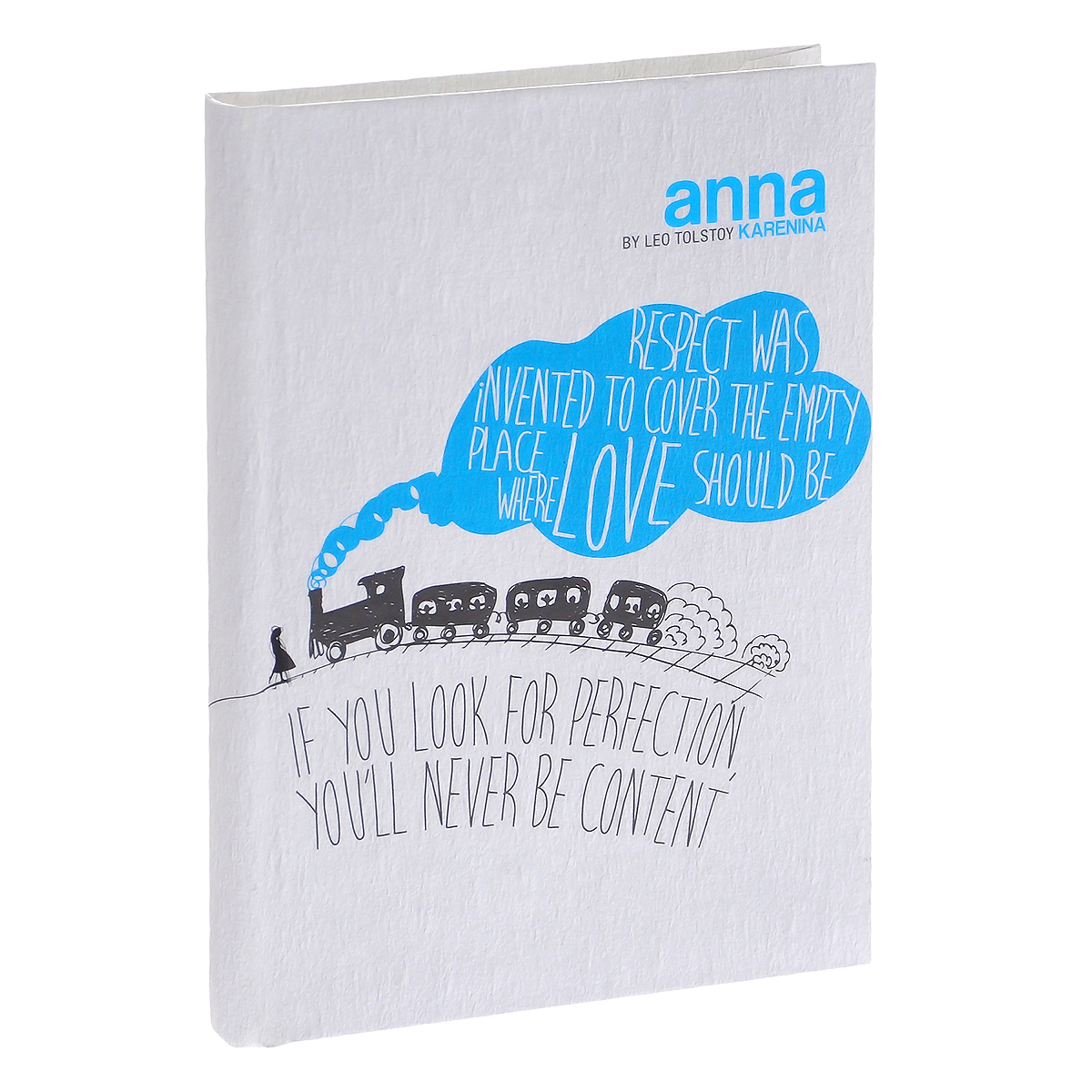 Anna Karenina: Notebook mazda demio 2015 car art poster print on 10 mil archival satin paper red front side static view
