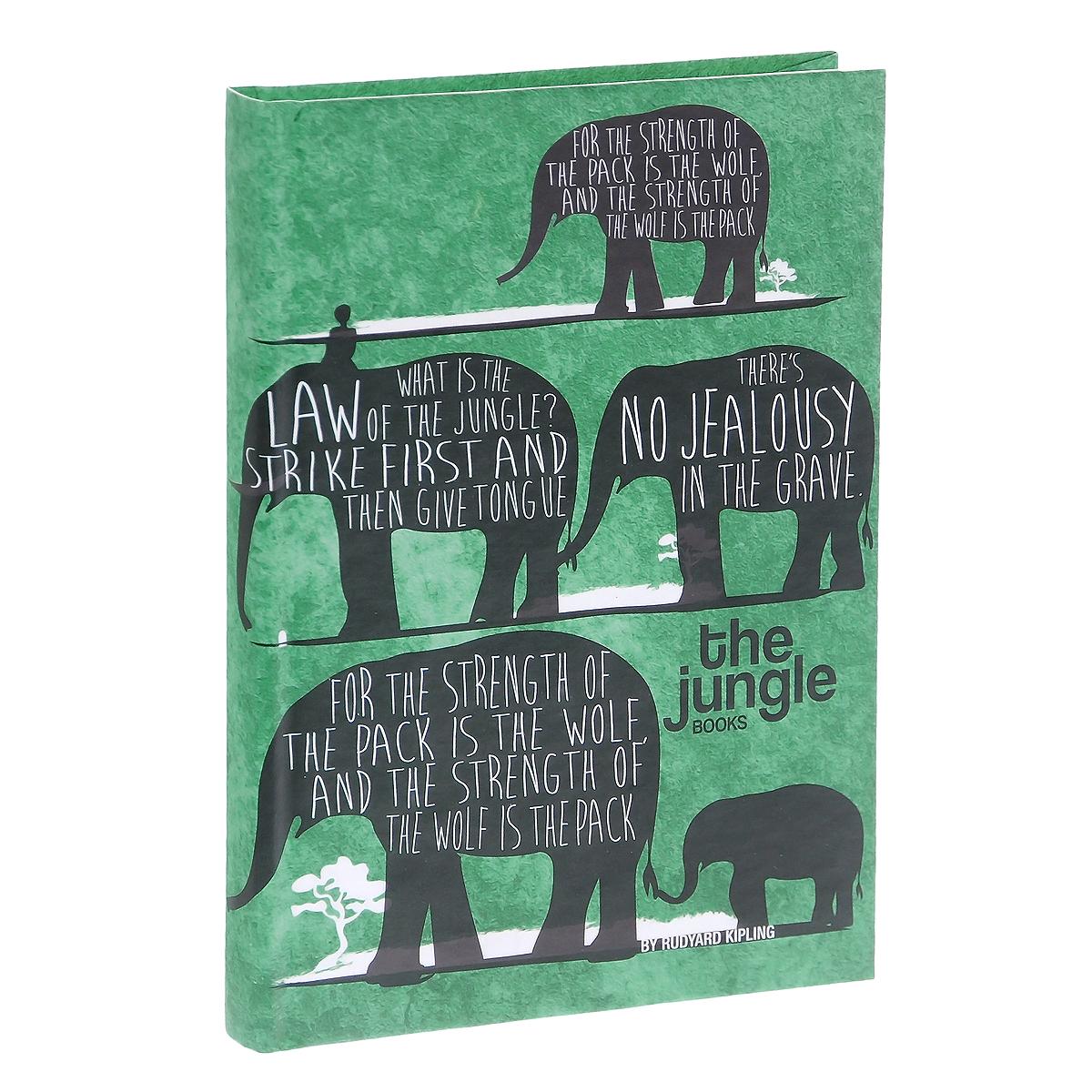 The Jungle Book: Notebook jungle book