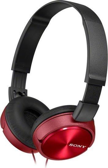 Sony MDR-ZX310, Red наушникиMDRZX310APR(CE7 )Яркие накладные наушники от компании SONY, которые представляют собой достойное сочетание качества звука и дизайнерского решения. Изысканная модель обладает потрясающим звуком благодаря передовым технологиям и опыту компании SONY.