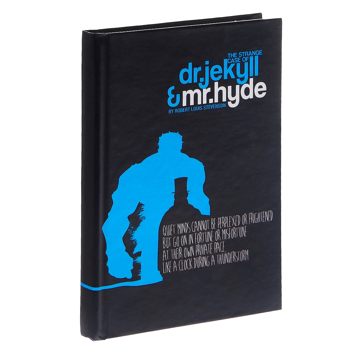 Dr. Jekyl and Mr. Hyde: Notebook