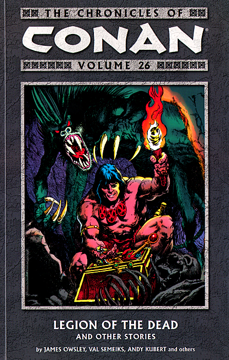 The Chronicles of Conan: Volume 26: Legion of the Dead and Other Stories conan doyle a the cabmans story and the disappearance of lady frances carfax