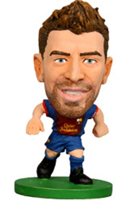 Soccerstarz Фигурка футболиста FC Barcelona Pique tryp barcelona condal mar hotel 4 барселона