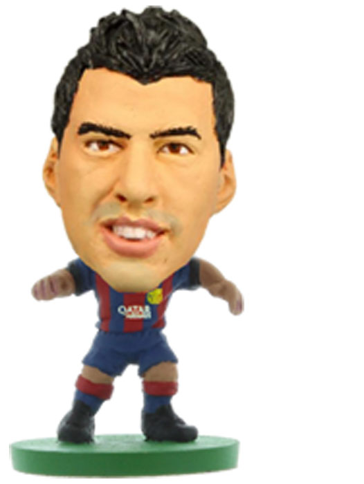 Soccerstarz Фигурка футболиста FC Barcelona Suarez tryp barcelona condal mar hotel 4 барселона