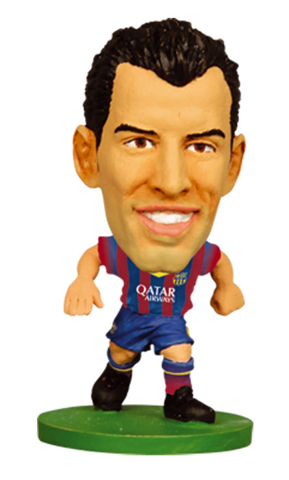 Soccerstarz Фигурка футболиста FC Barcelona Sergio tryp barcelona condal mar hotel 4 барселона