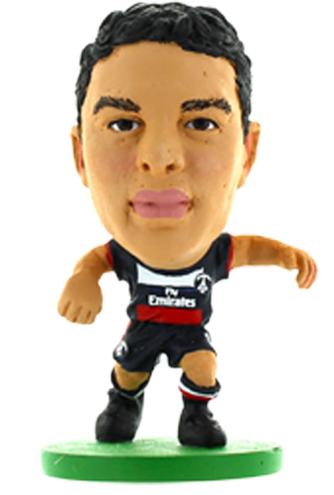 Soccerstarz Фигурка футболиста FC Paris Saint-Germain T. Silva psg paris saint germain bordeaux