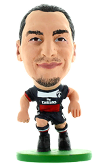 Soccerstarz Фигурка футболиста FC Paris Saint-Germain Ibrahimovic psg paris saint germain bordeaux