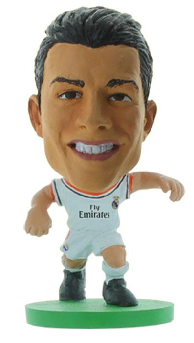 Soccerstarz Фигурка футболиста FC Real Madrid Ronaldo футболка рингер printio real madrid реал мадрид