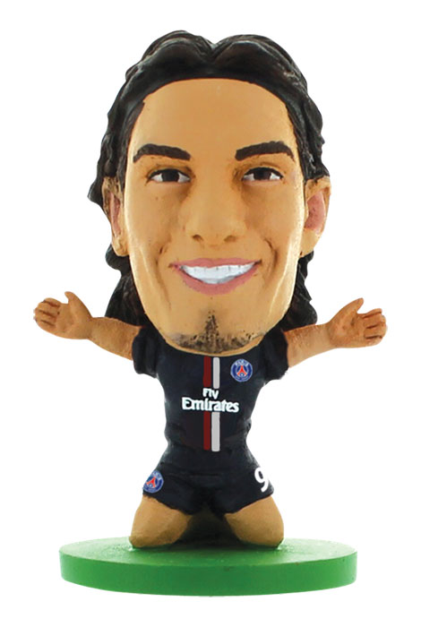 Soccerstarz Фигурка футболиста FC Paris Saint-Germain Cavani lille losc paris saint germain fc