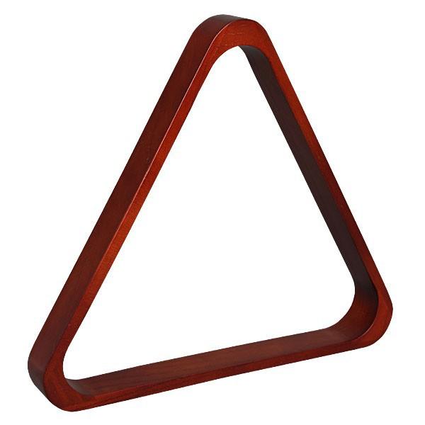 Треугольник для бильярда Skiba Classic, цвет: коричневый, диаметр шаров 68 мм00019Треугольник - это один из обязательных аксессуаров для игры в бильярд. Skiba Classic предназначен для игры в русскую пирамиду при условии использования оборудования стандартных размеров (диаметр шаров 68 мм). Изготовленный из массива дуба, этот аксессуар ненавязчиво подчеркнет единство оформления бильярдной комнаты в классическом стиле.