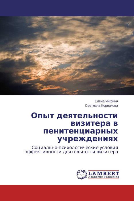 Опыт деятельности визитера в пенитенциарных учреждениях хочу деревенский дом около свирска иркутской области