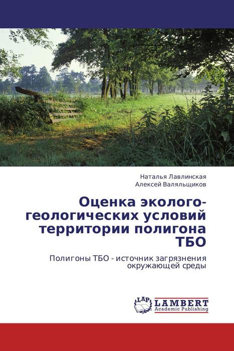 Оценка эколого-геологических условий территории полигона ТБО