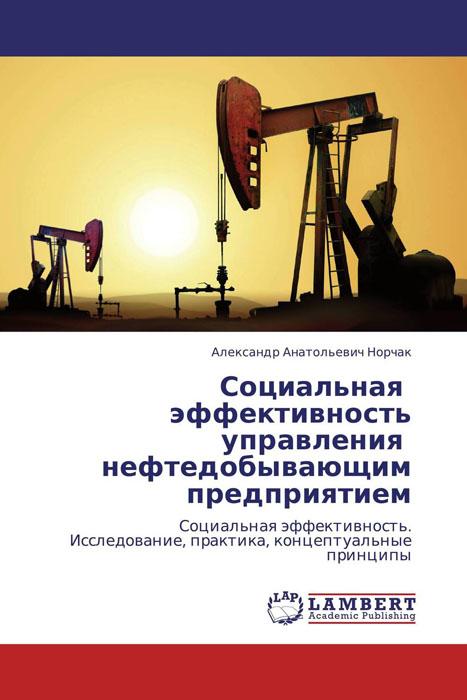 Социальная эффективность управления нефтедобывающим предприятием
