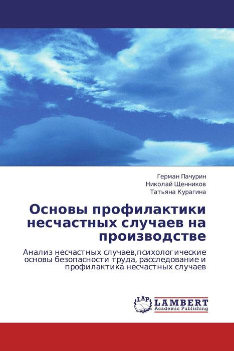 Основы профилактики  несчастных случаев на производстве учебники феникс основы профилактики проведение профилактичес