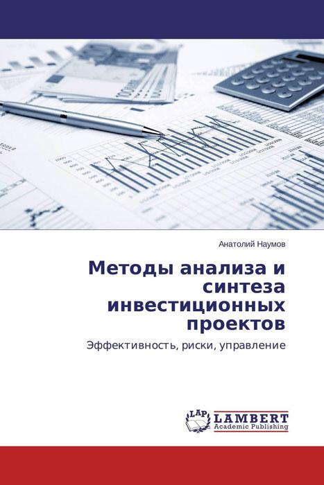 Методы анализа и синтеза инвестиционных проектов ип бунцыкин а в