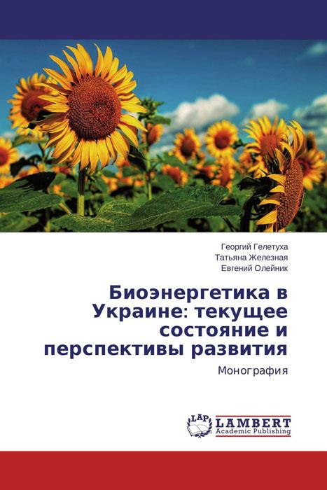 Биоэнергетика в Украине: текущее состояние и перспективы развития ролики агрессоры в украине