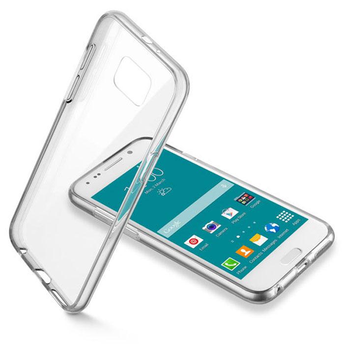 Cellular Line Clear Duo чехол для Samsung Galaxy S6 чехол для samsung galaxy s6 cellular line vision slim visionslgals6k black
