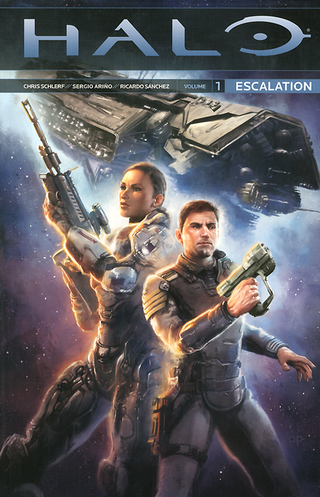 Halo: Volume 1: Escalation infinity volume 2