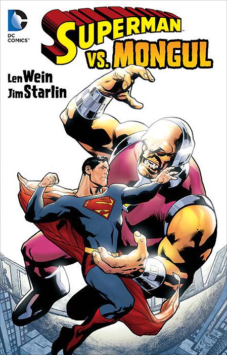Superman vs. Mongul tales of the batman