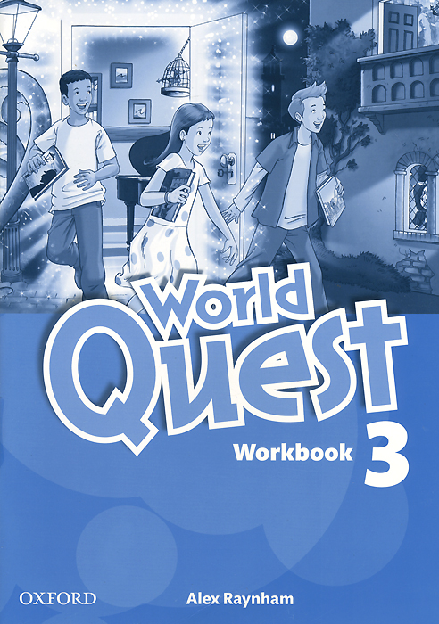 World Quest: Level 3: Workbook world class level 3 students book page 3
