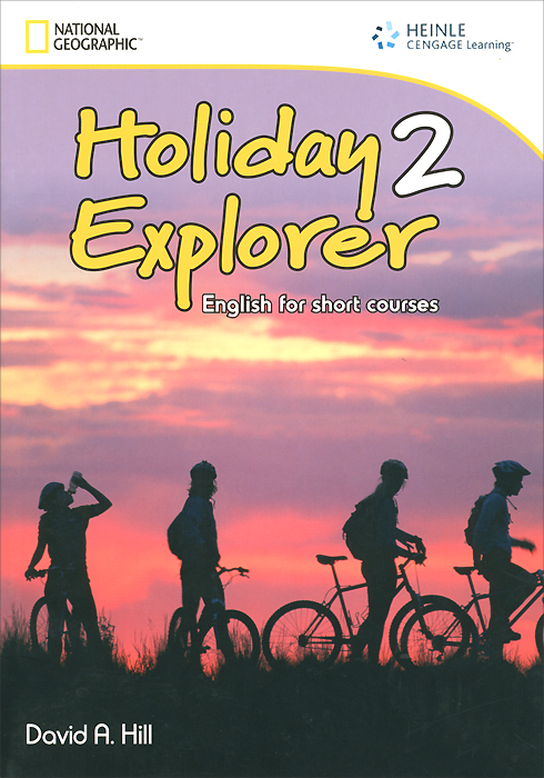 Holiday Explorer 2: Student's Book (+ CD) fun for movers student s book with online activities with audio and home fun booklet 4