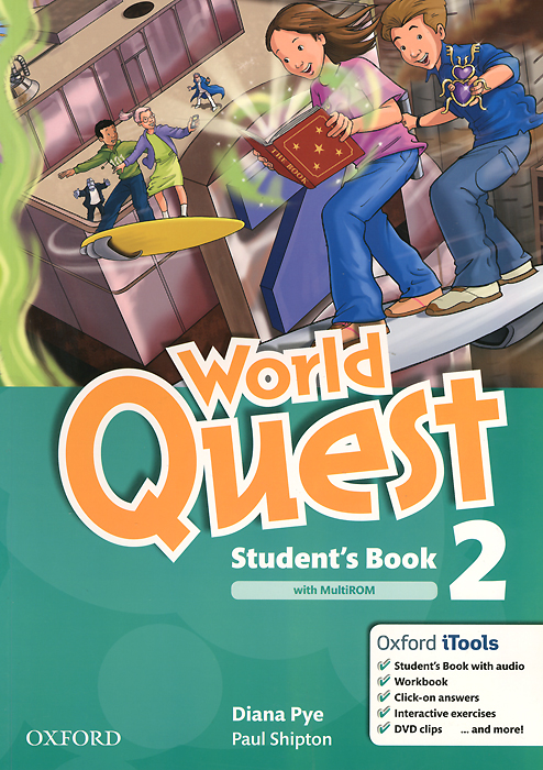 World Quest: Level 2: Student's Book world class level 3 students book page 3