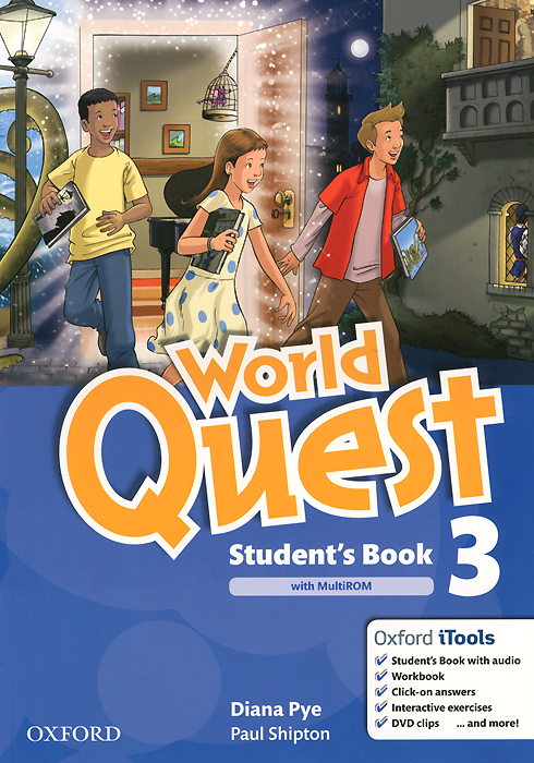 World Quest: Level 3: Student's Book