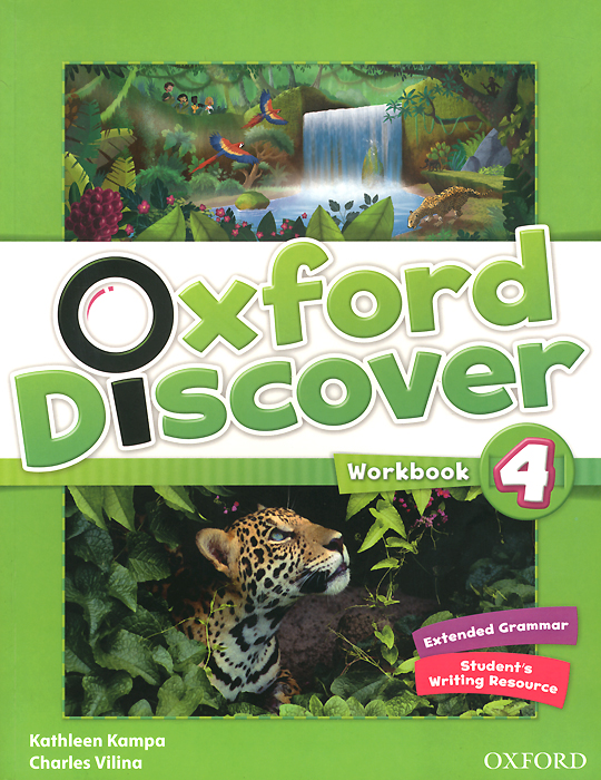 Oxford Discover: Level 4: Workbook oxford discover 4 grammar student book