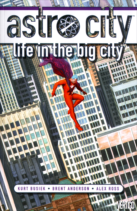 Astro City: Life in the Big City astro city vol 14