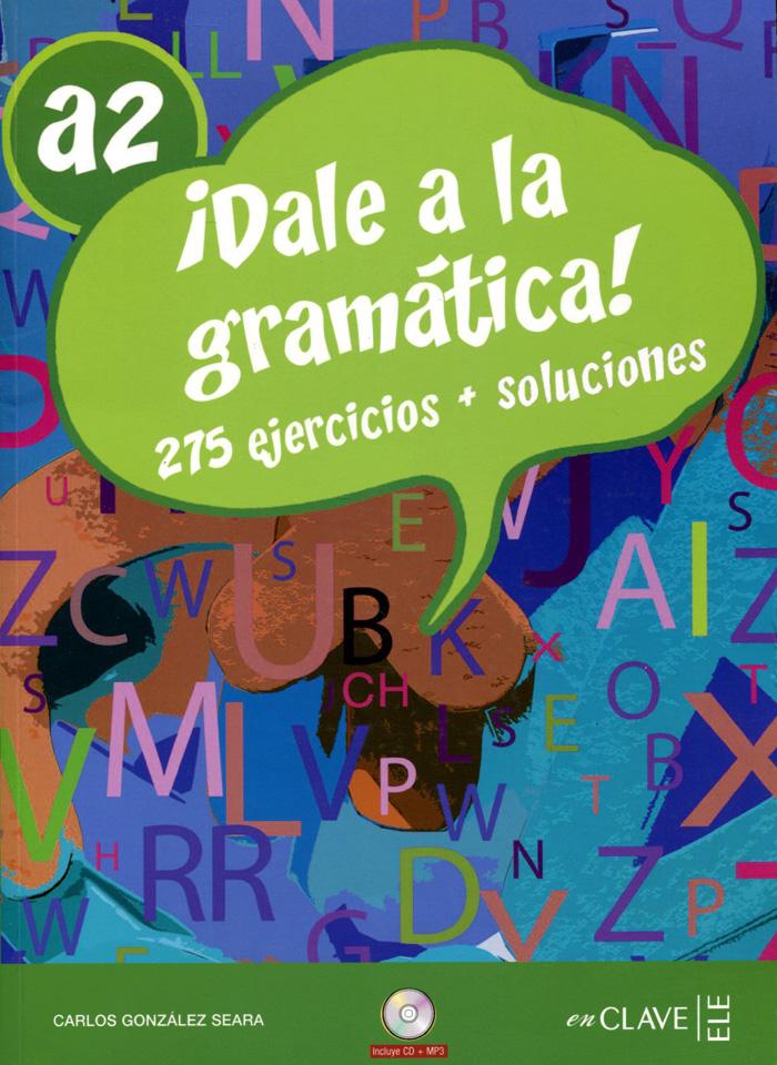 Dale a la gramatica! A2 (+ CD) все цены