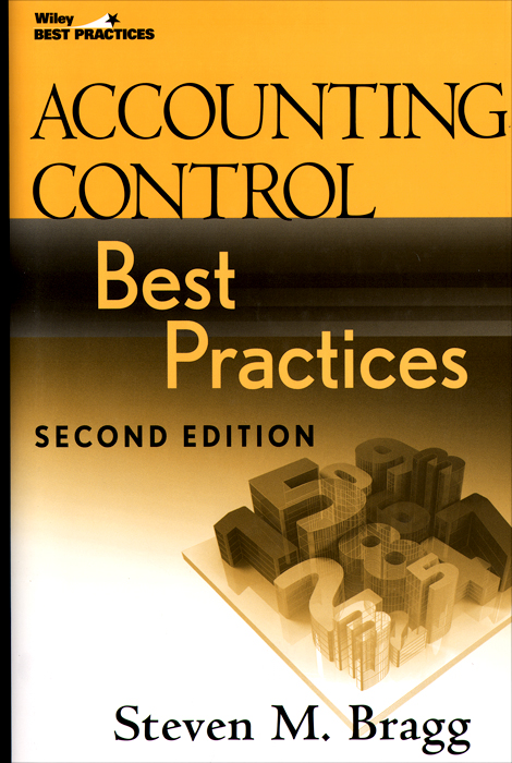 Accounting Control Best Practices evaluation of the internal control practices