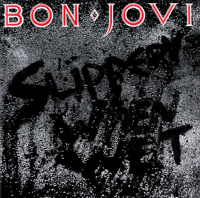 Bon Jovi Bon Jovi. Slippery When Wet the jam the jam all mod cons lp