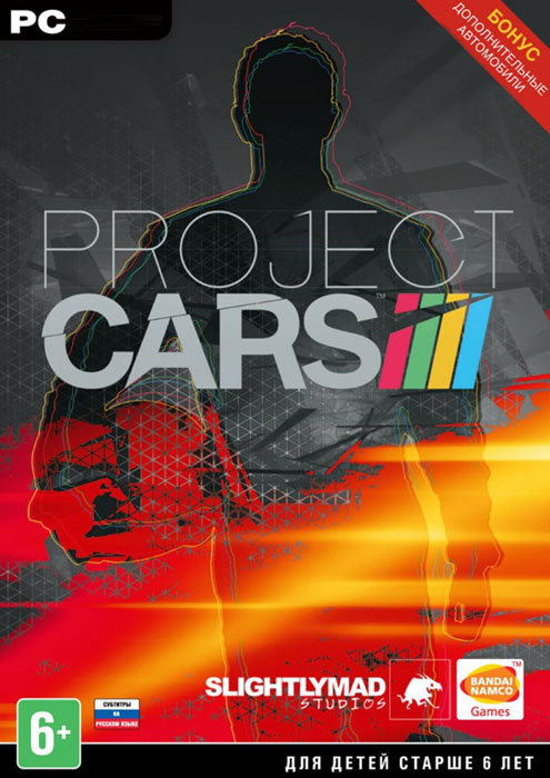 Zakazat.ru Project Cars
