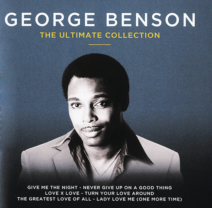 Джордж Бенсон George Benson. The Ultimate Collection. Deluxe (2 CD) cd billie holiday the centennial collection