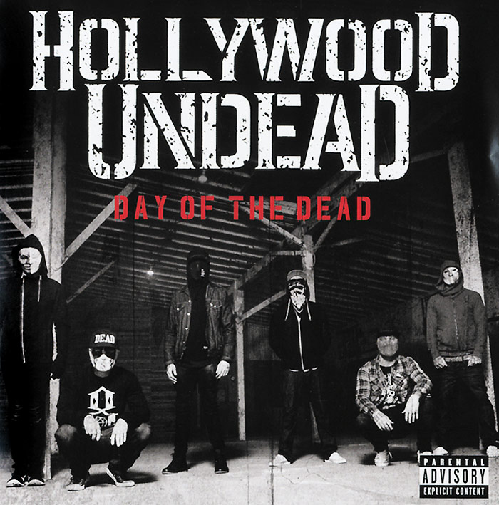 Zakazat.ru Hollywood Undead. Day Of The Dead