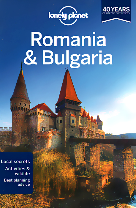 Lonely Planet Romania and Bulgaria the lonely skier