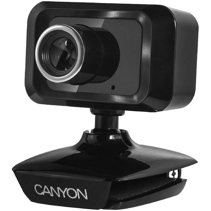 Canyon CNE-CWC1 веб-камера веб камера canyon cne cwc2 черный серебристый
