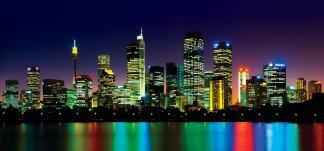 Фотообои Твоя Планета Премиум Ночной город 291 х 136 см, 6 листов4607161056196Основа фотообоевТвоя Планета Премиум- импортная бумага высокого качества и повышенной плотности с нанесенным на неё цветным фотоизображением. Технология сборки фрагментов в единую картину довольно проста. Это наиболее распространенный вид обоев, позволяющих создать в квартире (комнате) определенное настроение и даже несколько расширить оптический объем. Фотообои пользуются популярностью потому, что они недорогие и при этом позволяют получить массу удовольствий при созерцании изображения.