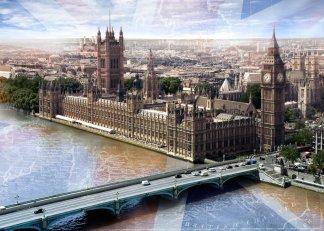 Фотообои Твоя Планета Премиум Лондон 272 х 194 см, 8 листов