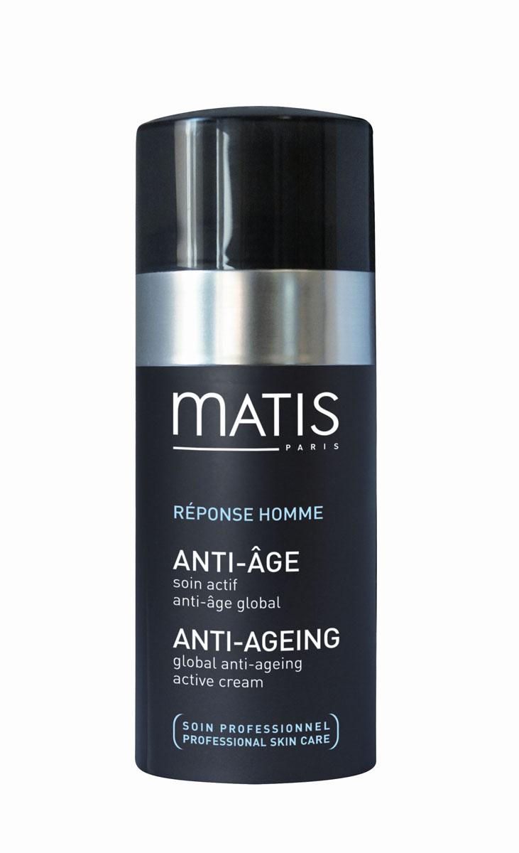 Matis Омолаживающий крем для лица активного действия 50 мл37915Омолаживающий крем эффективно борется с морщинами и первыми признаками старения кожи. Восполняет и восстанавливает естественные защитные ресурсы кожи. Защищенная и восстановленная кожа надолго остается молодой