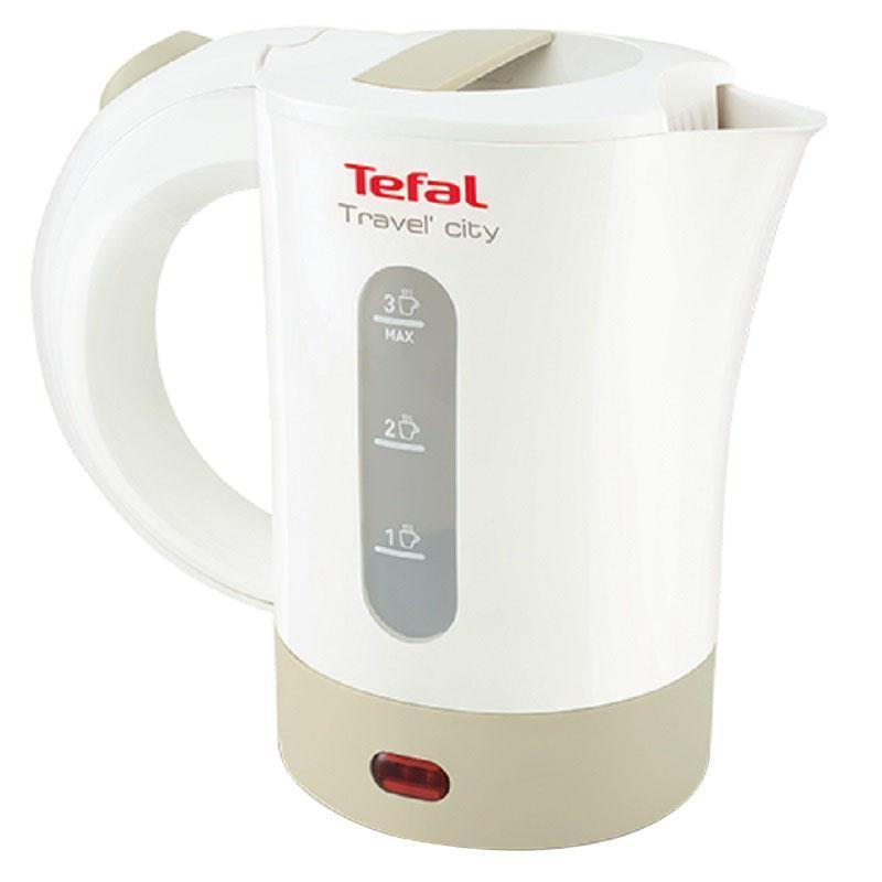 Tefal KO120130 Travel-o-City электрический чайник чайник tefal ko299 white ko29913e