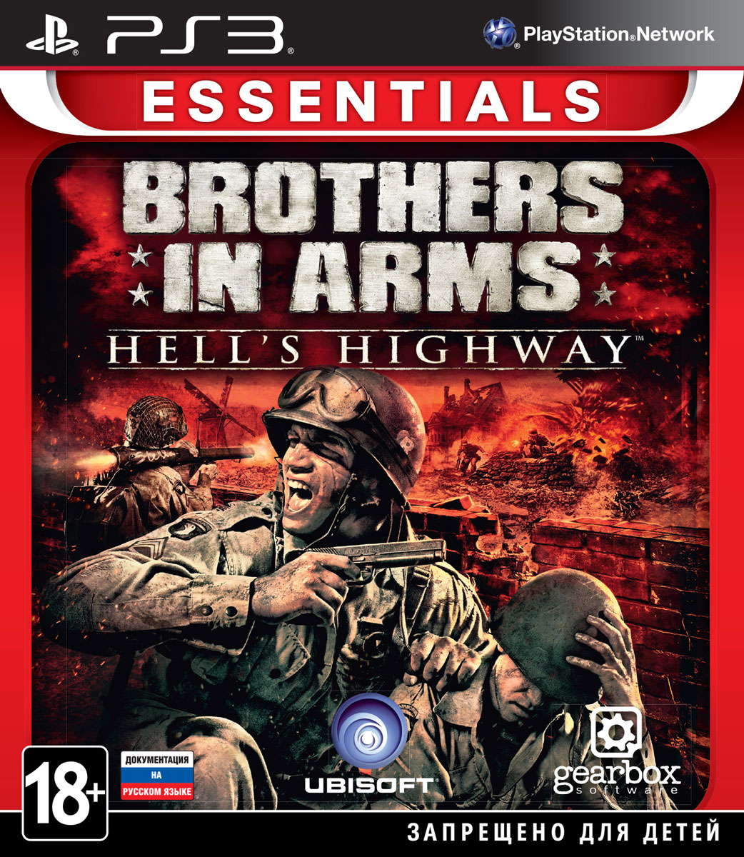 Brothers in Arms: Hell's Highway. Essentials (PS3)