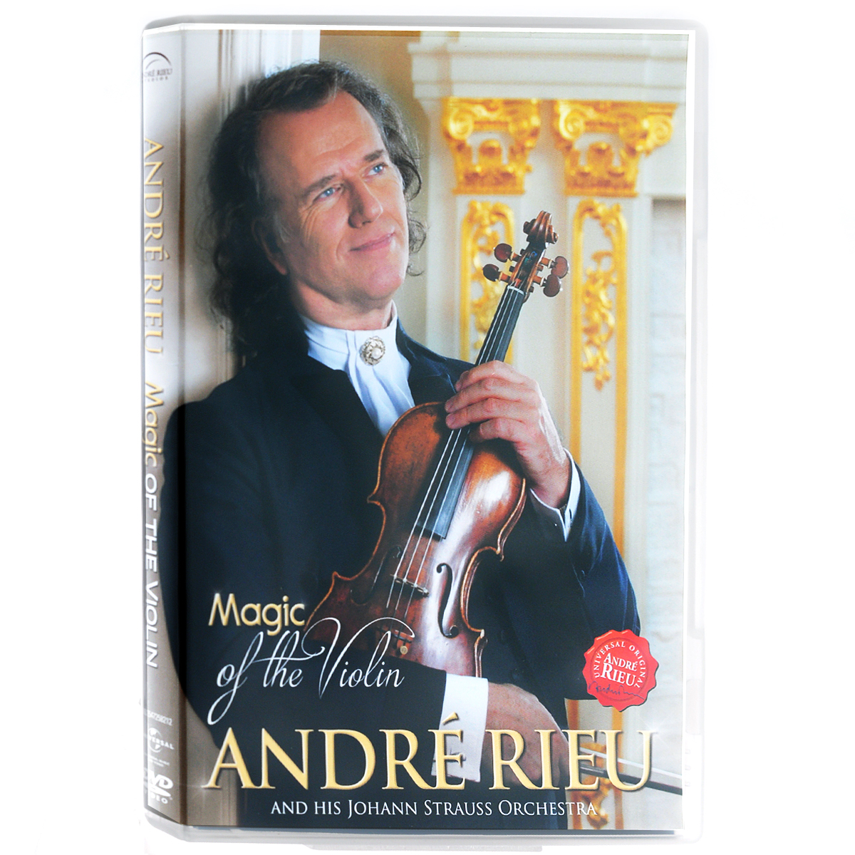 Фото - Andre Rieu: Magic Of The Violin андрэ рье andre rieu dreaming