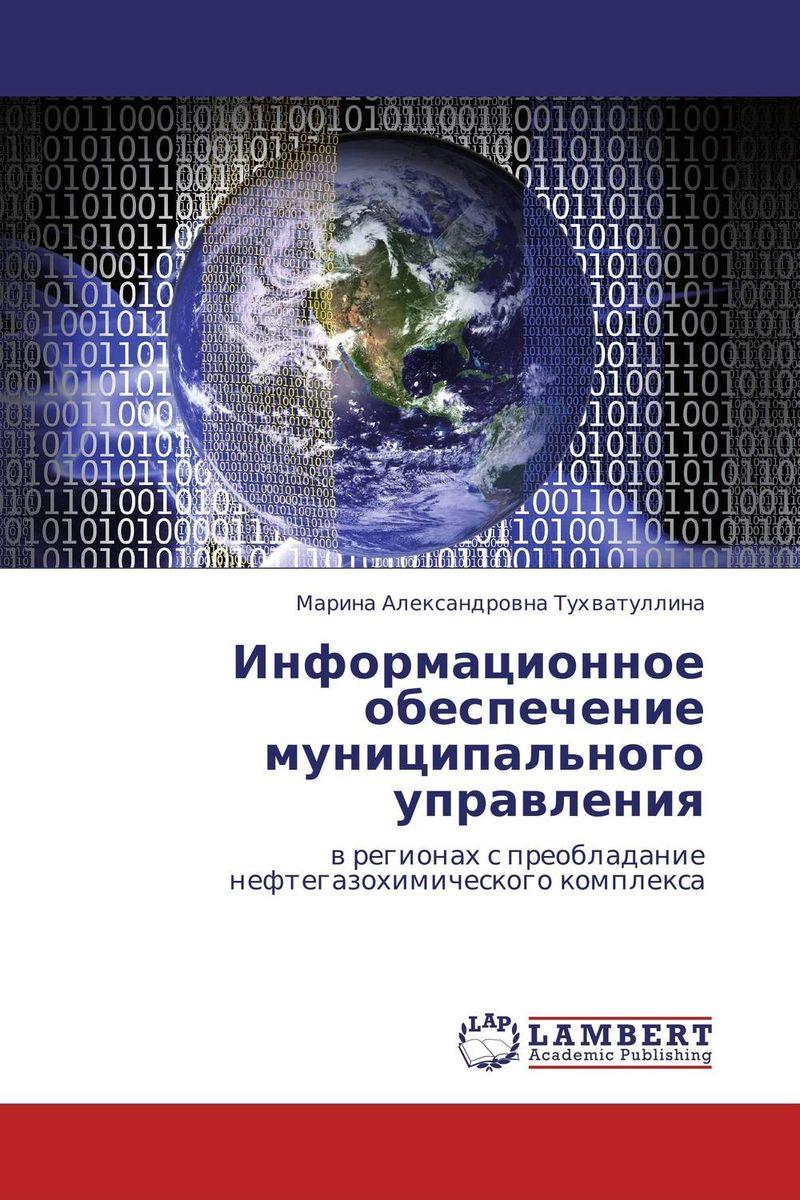 Информационное обеспечение муниципального управления