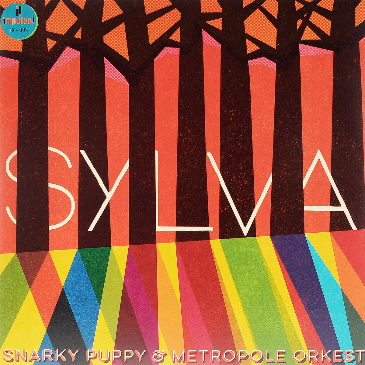 Snarky Puppy,Metropole Orchestra Snarky Puppy & Metropole Orkest. Sylva (2 LP) metropole orchestra рэнди бреккер metropole orkest better get hit in your soul a tribute to the music of charles mingus 2 cd