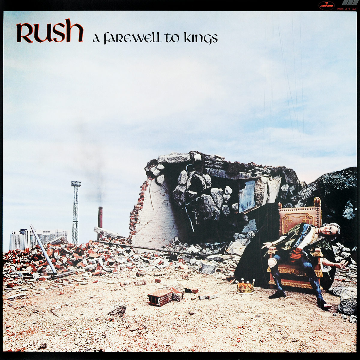 Rush Rush. A Farewell To Kings (LP) rush rush rush limited edition lp